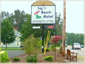 Ner Beach Motel Wells, Maine